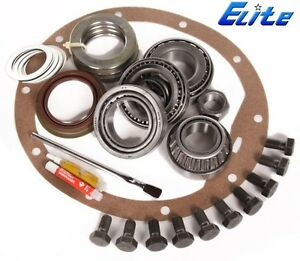 Gm 8 875 Chevy 12 Bolt Car Rearend Elite Master Install Koyo Bearing Kit