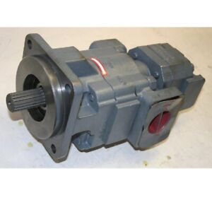 257954a1 Hydraulic Pump For Case 580sl 580sm 580sl Series 2 Backhoe Loader