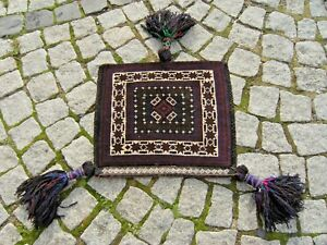 Fabulous Antique Awesome Home Decor Collector S Item Tribal Rug Bag Torba