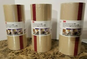 3m 8067 All Weather Flashing Tape Tan Slit Liner 12 Inches X 75 Ft 3 Rolls