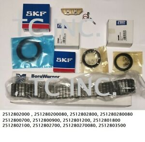 Mercedes Transfer Case Rebuild Kit Bearings Seals Chain With Out Off Road Pgk