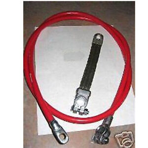 Battery Cables For John Deere A B 50 60 70 520 620 720 730