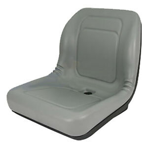 Lawn Garden Mower Seat Gray For Ariens Zero Turn Lawn Mower 51521700 04278000
