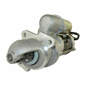 5700 0100 New Starter Fits Various Oliver 1650 1655 1850 1855 77 88 880 Tractors