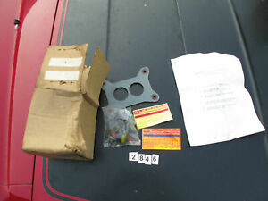 Ford Mercury Torino Fairlane Mustang Cougar Motorcraft 2100 Recalibration Kit
