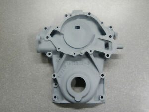 264 322 Buick Nailhead Timing Cover Front Steel Part 1343872 1953 1954 1955