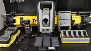 Trimble S8 High Precision 1 Robotic Total Station With Calibration Certificate