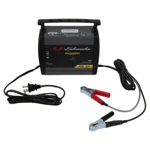 Schumacher Sc1357 Fully Automatic Battery Charger Maintainer 3 Amp 6 Volt New