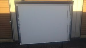 Hitachi Starboard 77 Interactive Whiteboard Fx duo 77 Win10 Working sw Ohio