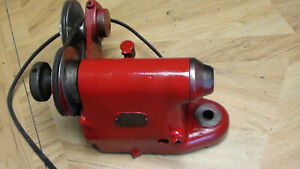 Van Dorn Black And Decker Valve Grinder Work Head