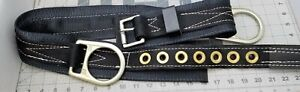 Double Dee Ring Body Belt 42 48 Nylon Web Miller 2na lbk a7b1