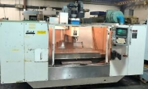 Fadal 6030ht Cnc Vert Machining Center