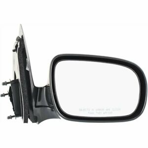 Mirror New Right Hand Chevy Olds Passenger Side Rh Venture Gm1321315 10349530
