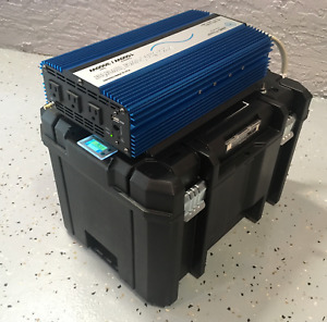 3500wh Portable Generator Backup Lithium Ion Battery Power Pack