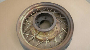 V8 Ford 17 Wire Wheel Mt 2736