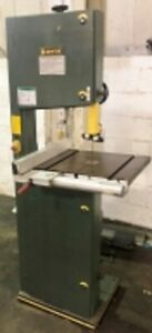 Craftex ct082 Vertical Bandsaw Wood