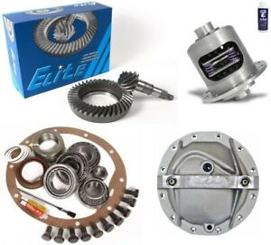 Gm 8 875 Chevy 12 Bolt Car 3 90 Ring And Pinion Posi Ta Cover Elite Gear Pkg