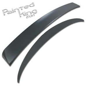 Painted For Elantra Md Oe Type Roof Spoiler Trunk Spoiler Abs 2011 2015