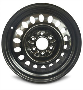 Steel Wheel Rim 17 Inch 02 09 Chevy Trailblazer Gmc Envoy 02 04 Old Bravada New