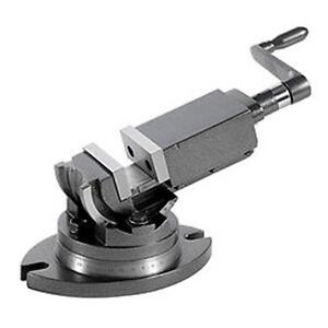 Precision Milling Machine Vise 2 Way 2 Tilting Swiveling Machine Vice