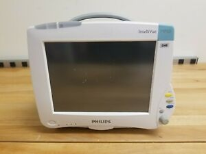 Philips Mp50 Touchscreen Patient Monitor M8004a Sw Rev B tested 046