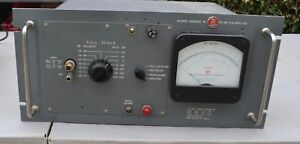 Ballantine Laboratories Inc Rrue Rms Vtvm Model 320 A