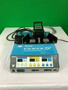 Valleylab Force Fx Electrosurgical Unit W Foot Pedals