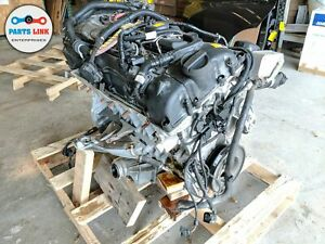 2017 Bmw X5 35i Xdrive F15 3 0l 6 Cylinder Gasoline Turbo Engine Motor 11k Oem