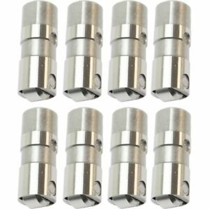 Set Of 8 Valve Lifters New For Chevy Olds S10 Pickup Cutlass Chevrolet S 10 Gmc