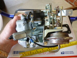 4 Stored Find Used Reman Carburetor 10 026 Classic Car Auto Parts As Is Read