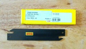 Sandvik Fsan 151 2 25 50 New Parting Blade For Parting Inserts make Offer