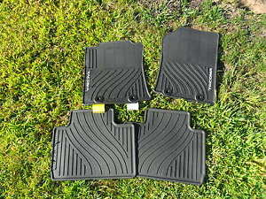 2012 2015 Toyota Tacoma Extra Cab 4 Pc All Weather Floor Mats Pt908 35121 20 Oem