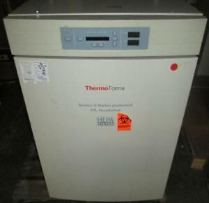Thermo Forma Model 3110 Series Ii Co2 Water Jacketed Incubator 48864 16083