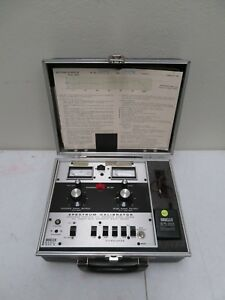 Sadelco 260 b Spectrum Calibrator Continuous Vhf Reference Signal Source