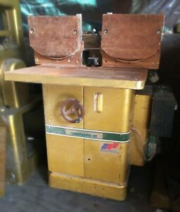 Powermatic Shaper Great Condition Includes Many Expensive Shaper Bits