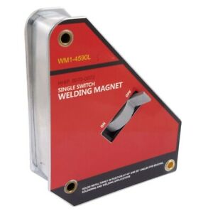 6 0 X 5 1 X 1 4 45 90 Degree Welding Magnet With Switch 8070 0072