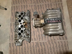 1986 1993 Ford Mustang 5 0l Cobra Intake Manifold Gt40 302 Svt Efi Extrude Honed