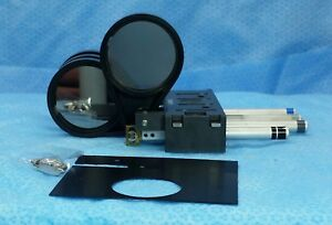 Carl Zeiss Filter Magazine Assembly For Axiophot Microscope Base 45 18 56