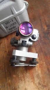 Soviet Surveying Level Nv 1 Transit Surveyor Optical Hi precisions Equipment
