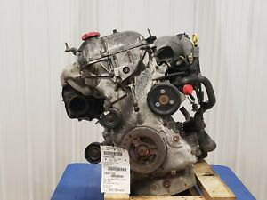 2007 Mazda Speed 6 2 3 Engine Motor Assembly 100 169 Miles Turbo No Core Charge