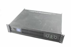 Genuine Qsc Audio Cx302v Direct 70v Power Amplifier Only 300w channel 5767744