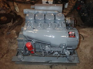 Deutz F4l912 Diesel Engine Fresh Reman Rebuilt Vermeer 912 F4l Power Unit
