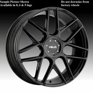 4 New 18 Wheels For Buick Encore 2013 2014 2015 2016 2017 2018 2019 Rims 3910