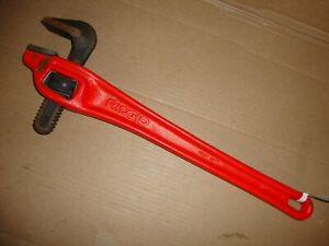 Ridgid Tools 89440 Heavy Duty 18 Offset Pipe Wrench