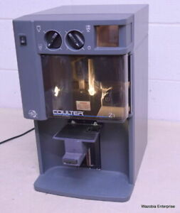 Beckman Coulter Z1 Particle Counter For Sizing And Counting Particles