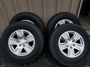 17 Oem Chevy Truck Wheels Tires