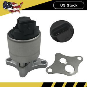 New Egr Valve With Gasket For Buick Cadillac Chevrolet Gmc Isuzu Oldsmobile