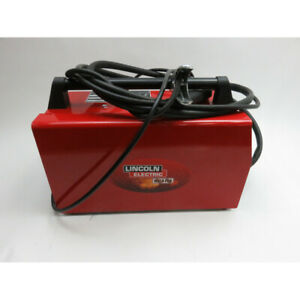 Lincoln Electric 10949 Weld Pak Hd Wire Feed Welder