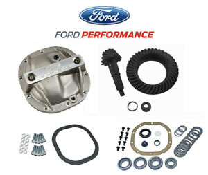 1986 2014 Mustang 8 8 4 10 Ring Pinion Gears Axle Girdle Cover Install Kit