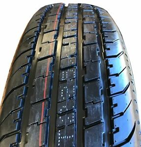 2 New Tires 205 75 15 Advanta St Radial 8 Ply Lrd St205 75r15 Trailer 107 Usaf